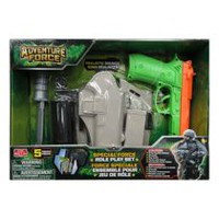 Adventure Force 5 piece set with Toy Pistol & Drop Leg Holster