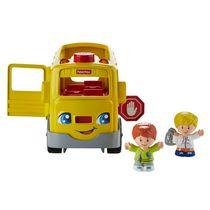 Fisher-Price Little People L'Autobus de l'Amitié – Édition Anglaise