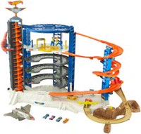 Hot Wheels Super Ultimate Garage Play Set + Accessories - Walmart Exclusive