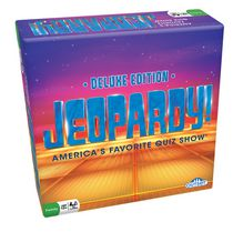 Jeopardy! Deluxe Edition America's Favourite Quiz Show
