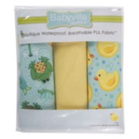 PUL Fabric Playful Ponds