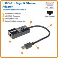 USB 3.0 SuperSpeed to Gigabit Ethernet NIC Network Adapter