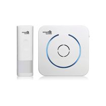 Homeguard Wireless Door Chime with Compact Touch Design