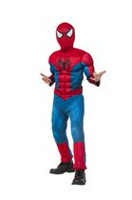 Rubie's Spiderman Muscle Chest Child Costume M