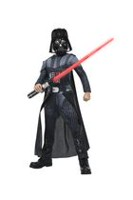 Rubie's Star Wars Darth Vader Child Costume L