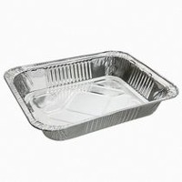 Backyard Grill Large Foil Grilling Tray