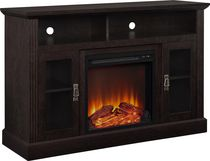 Dorel TV Console Chicago Fireplace