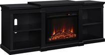 Dorel Manchester TV Stand Fireplace