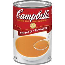Soupe aux tomates de condensée de Campbell's