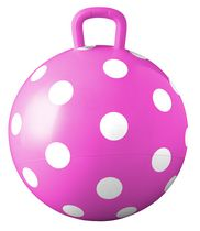 Play Day Inflatable Dotted Hopper Classic Toy