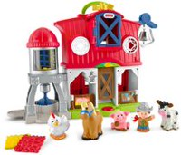 Fisher-Price Little People Caring for Animals Farm - French Edition