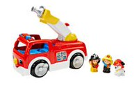 Le Camion de pompiers Little People de Fisher-Price - Édition anglaise