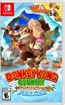 Jeu vidéo Donkey Kong Country Tropical Freeze pour (Nintendo Switch)