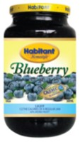 Habitant Light Blueberry Spread