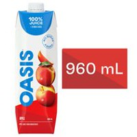 Oasis Apple Juice