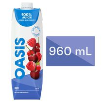 Oasis Wildberry Juice
