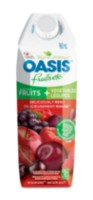 Oasis Fruits etc. Deliciously Red Juice