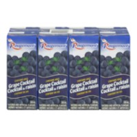 Cocktail de Raisin Rougemont, 8X200ml