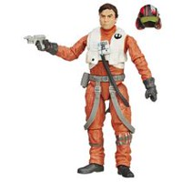 "Star Wars The Black Series 3.75"" Poe Dameron Action Figure"