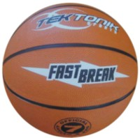 Ballon de basketball 'Fast Break' Tektonik Sports taille 7, orange