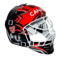 Masque de gardien pour hockey de rue Street Legal