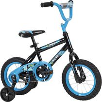 """Movelo Rush 12"""" Boys' Steel Bike"""