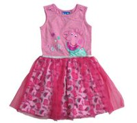 Peppa Pig Toddler Girls' Tutu Dress 2T