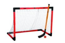 NHL Hockey Adjustable Goal Set