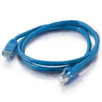 15ft Cat5E 350 MHz Snagless Patch Cable - Blue
