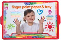 Alex Toys Jr. Finger Paint Paper & Tray