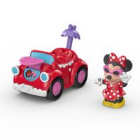 Coffret Figurines Minnie en Balade La Magie de Disney Little People de Fisher-Price