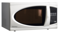Danby 0.7 cu. ft White Microwave Oven White