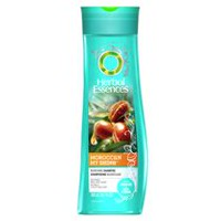Shampooing nourrissant enrichi d'huile d'argan Herbal Essences Moroccan My Shine