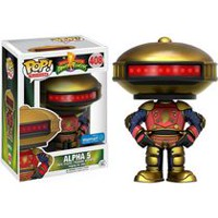 Figurine en vinyle Alpha 5 de Mighty Morphin Power Rangers par Funko POP!