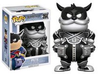 Funko POP! Disney Kingdom Hearts Pete Black & White Vinyl Figure