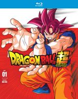 Dragon Ball Super: Part One (Blu-ray)
