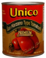 Tomates type San Marzano Premium Collection d'Uncio