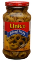 Unico Sliced Pizza Olives