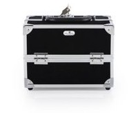 "Conair 9"" Black Cosmetic Beauty Case Organizer"