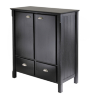 20136 Timber Cabinet