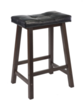 "94064 Mona 24"" Saddle seat stool"