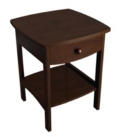 Night Stand Walnut
