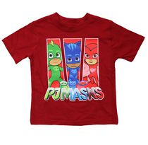 PJ Masks Toddler Boys' License T-Shirt 4T