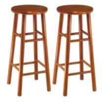 beveled seat stool