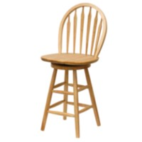 Windsor stool Natural