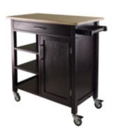 Winsome 92534 Mali kitchen cart