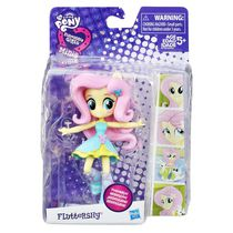 My Little Pony Equestria Girls Minis School Dance Fluttershy Doll