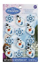 Wilton Icing Decorations - Frozen