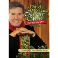 Daniel O'Donnell - Christmas Wishes: The Yule Log DVD (Music DVD)