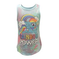 Débardeur de musculation « Rainbow Power » My Little Pony pour filles TG